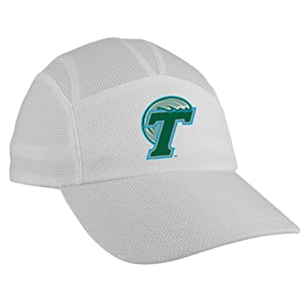 Buy NCAA Tulane Green Wave Go Hat, White by Headsweats