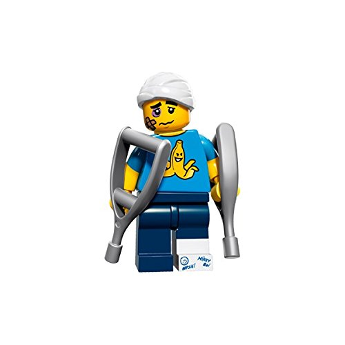 LEGO-Series-15-Collectible-Minifigure-71011-Clumsy-Guy