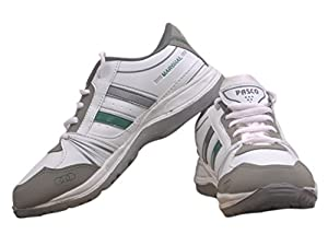 Styleon India Mens' Artificial Leather Running Shoes