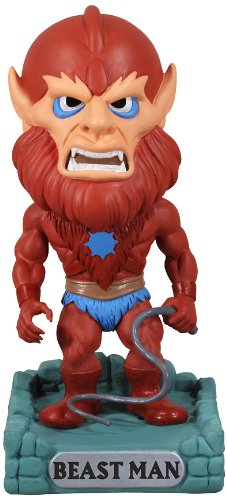 Funko Masters of The Universe: Beast Man Wacky Wobbler - 1