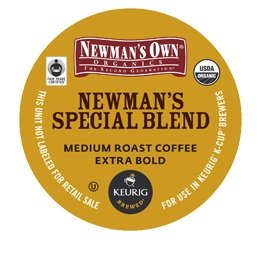 Newman'S Special Blend Coffee 48 K Cups