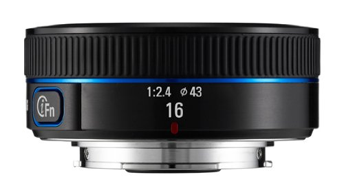 Samsung 16MM F2.4 Wide Pancake Lens