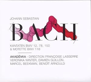 Bach - Cantates BWV 12, 78 & 150