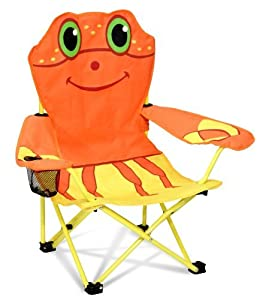Melissa & Doug Sunny Patch Clicker Crab Chair, Garden, Lawn, Maintenance from Garden at Home