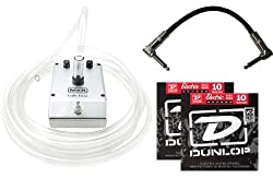 "Dunlop MXR M222 Talk Box w/2 Sets of Dunlop 10-46 Strings and 6"" Patch Cable from MXR"