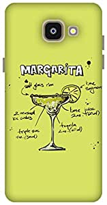 The Racoon Lean Lime Margarita hard plastic printed back case / cover for Samsung Galaxy A5 (2016)