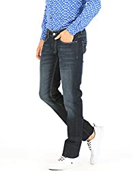 Basics Men's Slim Fit Jeans (Blue) (8907054265770)