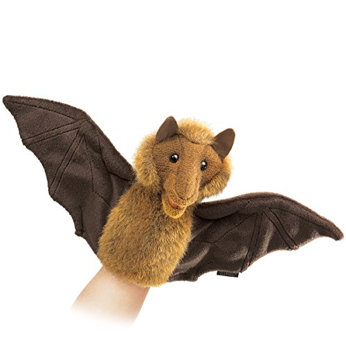 Folkmanis Little Bat Hand Puppet