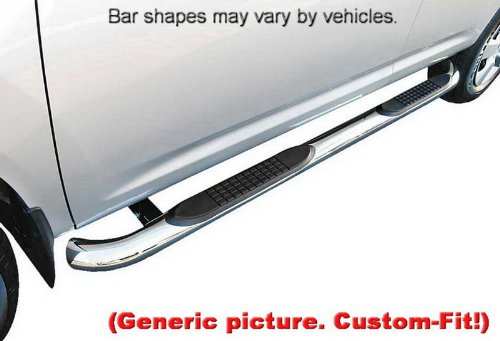 MaxMate Premium Custom Fit 99-11 Ranger/Mazda B Series Super Cab Stainless Steel 3