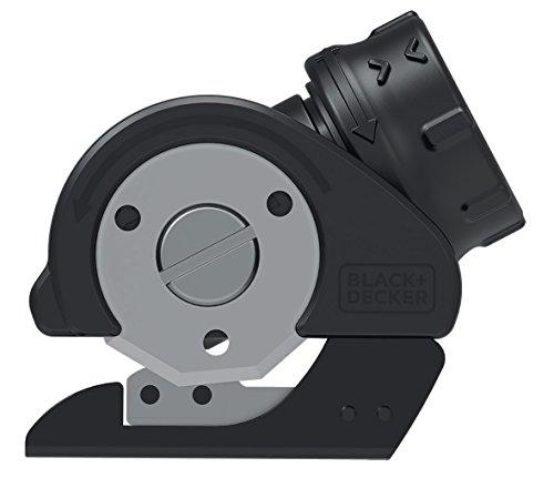 Black + Decker 3.6V Akku-Schrauber Universalschneider-Aufsatz für CS3651LC/CS3652LC/CS3653LC, CSCA3