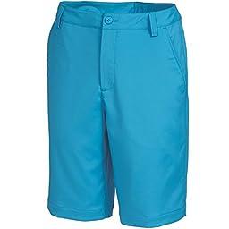 Puma Golf Men\'s Golf Solid Tech Hawaiin Ocean Shorts