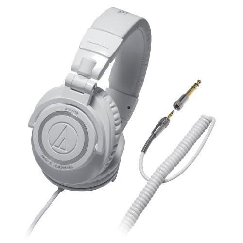ヘッドホン おしゃれ audio-technica ATH-M50 CWH IMをおすすめ