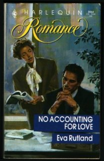 No Accounting For Love (Harlequin Romance, No 3064), Rutland