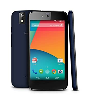 Karbonn Sparkle V Android One | Magnum Blue