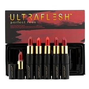 Fusion Beauty Ultraflesh Perfect Reds Mini Lipstick Set: 6x Mini Lipstick 1.2g by Fusion Beauty