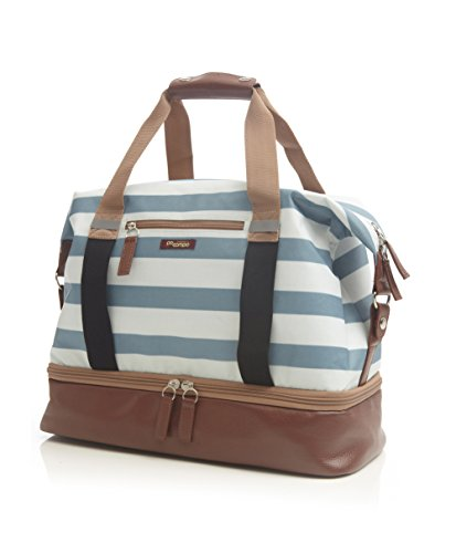 Po Campo Midway Weekender, Sky Stripes, One Size