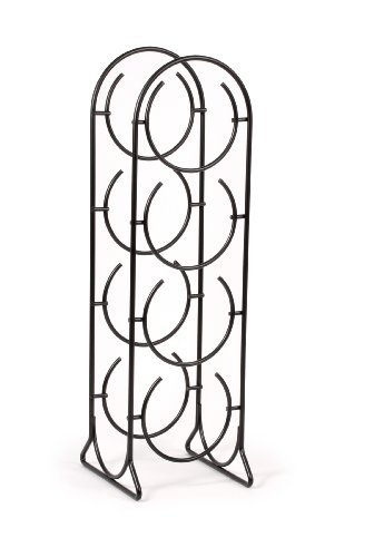 Spectrum 38710 Horseshoe Wine Rack, 4 Bottle,