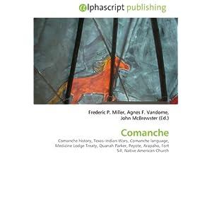 Comanche Comanche History | RM.