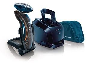 Philips series 7000 - RQ1185/22 SensoTouch 2D - Rasoio elettrico Wet & Dry con lame DualPrecision e testina GyroFlex 2D. Include rifinitore di precisione e sistema di pulizia JetClean.