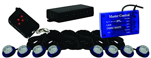 Vision X Hil-Stb Blue Led Strobe And Rock Light Kit