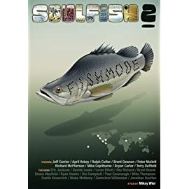 Soulfish 2 Fishing DVD
