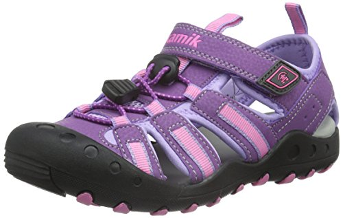 Kamik CRAB, Unisex-Kinder Geschlossene Sandalen,