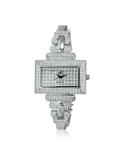 Adee Kaye Women's 19-L/C Ave of the Stars Crystal & Brass Watch