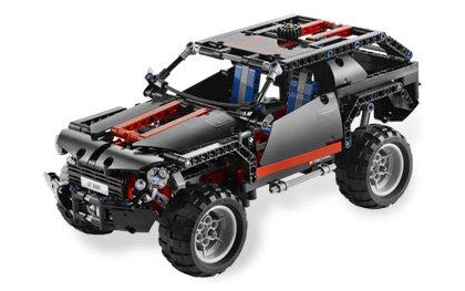 LEGO Technic 8081 - Super Cruiser