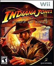 Indiana Jones and the Staff of Kings (Nintendo Wii)