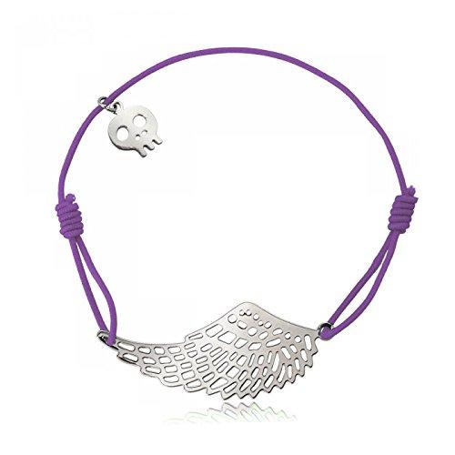 damen-armband-metall-rhodiniert-libertad-spitze-violett-schmuck-en-vogue