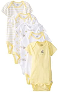 Gerber Unisex-Baby Newborn 5 Pack Var…