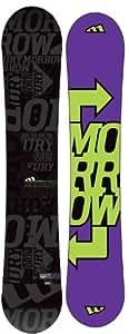 Morrow Fury Mens Snowboard 151