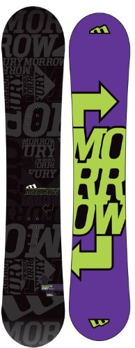 Morrow Fury Mens Snowboard 163