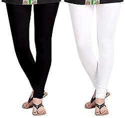 D-Nimes Women's Leggings - Combo Pack