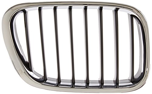 OE Replacement BMW X5 Driver Side Grille Assembly (Partslink Number BM1200152) (2001 Bmw X5 Grille compare prices)