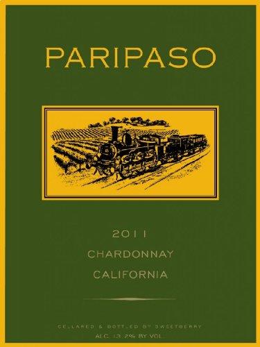 2011 Sweetberry Wines Paripaso Chardonnay Paso Robles 750 Ml