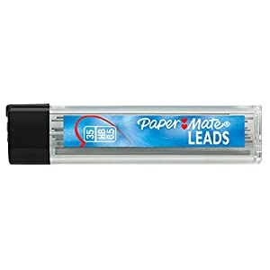 Paper Mate 0.5mm Mechanical Pencil Lead Refills, 35 Refills (66380PP)