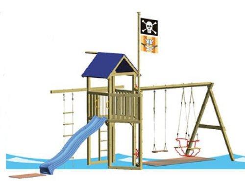 WINNETOO Pirat 5 Spielturm online kaufen