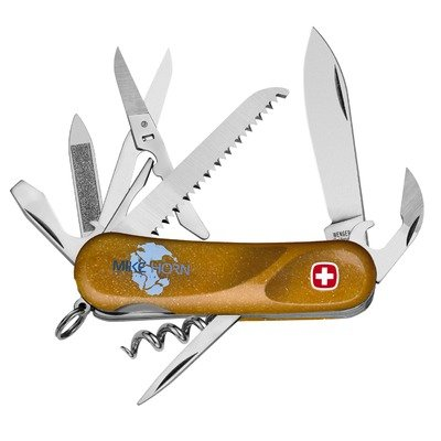 Evolution Mike Horn Souvenir 17 Swiss Army Knife