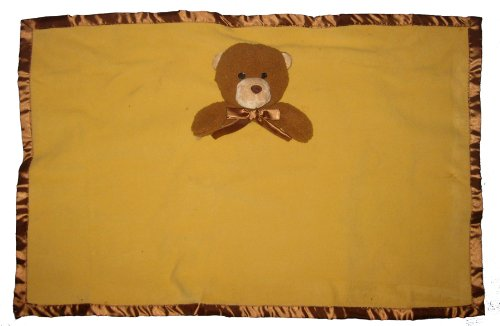 Teddy Bear Snuggle Tiny Traveler Car Blanket - 1