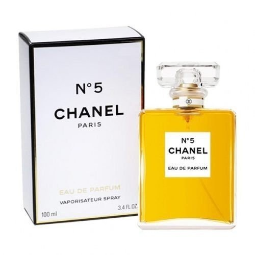 Authentic Perfume discount duty free C h a n e l No 5 by C h a n e l Eau De Parfum Spray NEW IN BOX 3.4 oz./ 100 ml