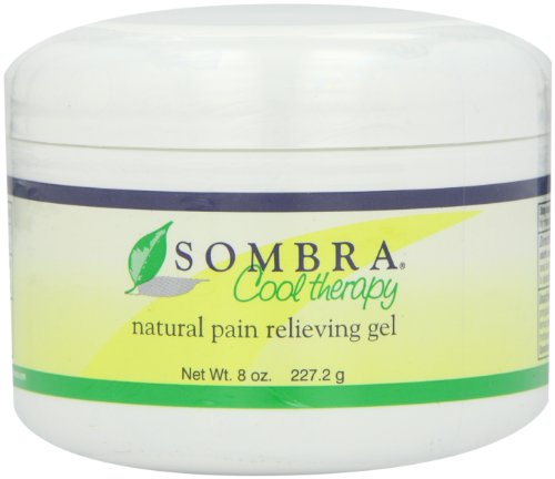 Review Of Sombra Cool Therapy Natural Pain Relieving Gel 8 oz