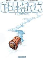 Climax - tome 1 - Désert blanc (Le)