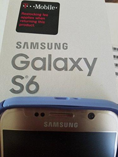 Samsung Galaxy S6 SM-G920T Gold 32GB T-Mobile (Tmobile Samsung Galaxy S6 compare prices)