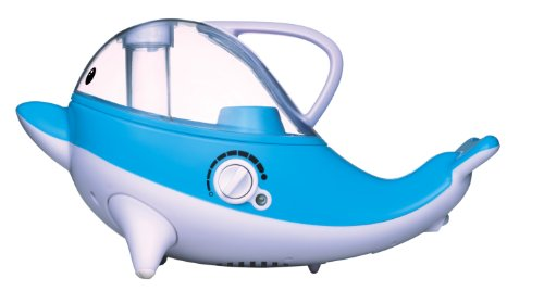 Sunpentown Blue Dolphin Ultrasonic Humidifier front-801557