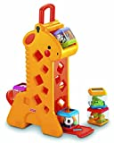 Fisher-Price Peek-a-Blocks Tumblin Sounds Giraffe