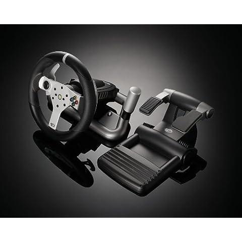 Wireless Force Feedback Racing Wheel