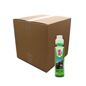 einszett 921009 Kristall Klar Washer Fluid Concentrate - 8.5 fl. oz., (Pack of 20)