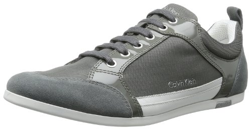 Calvin Klein - Scarpe da ginnastica Cash, Uomo, Grigio (Gris (Ldw)), 41
