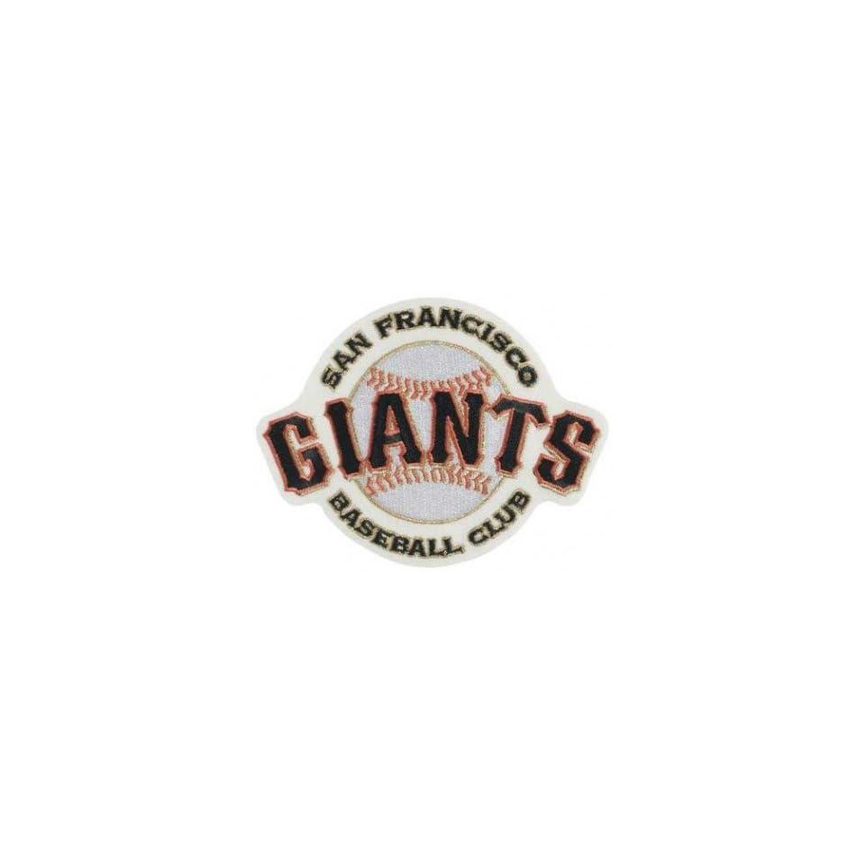 San Francisco Giants SF Logo MLB Baseball Sleeve Patch